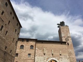 A corner of Spello (Umbria, Italy)
