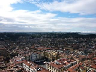 フィレンツェの眺望