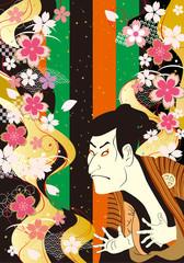 歌舞伎  ジャパン  ニ