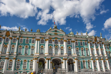 Winter Palace, Hermitage museum, Saint Petersburg