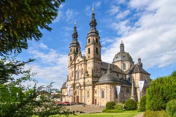 Dom in Fulda / Hessen Fototapete