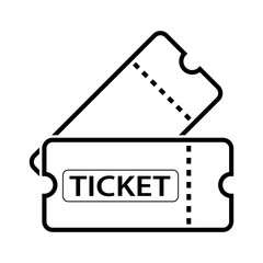 Tickets Silhouette
