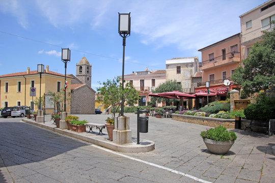 Arzachena, Sardinien, Italien