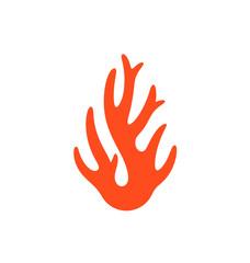 Coral. Logo