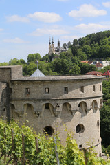 Würzburg Käppele Marienberg