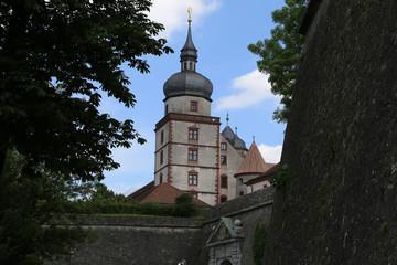 Festung Marienberg Marienturm
