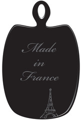 Kitchen cutting board Made in France
