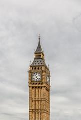 Beautiful tower of Big Ben in London