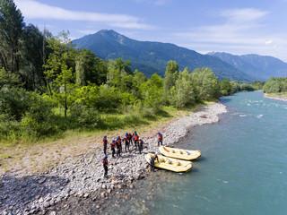 Rafting and kayaking in Valtellina