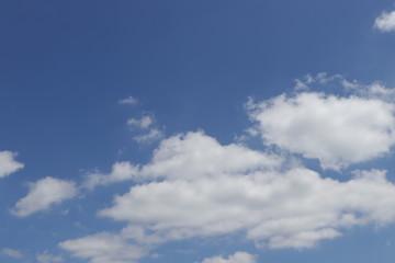 Hintergrund Wolken am Himmel