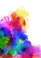 farben texturen regenbogen konzept