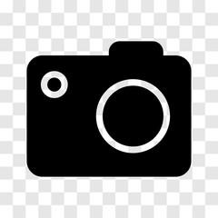 Camera icon - vector iconic design