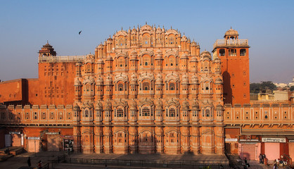 Indien - Rajasthan - Jaipur - Palast der Winde