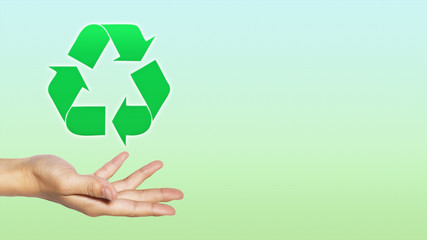 手 エコ 環境 リサイクル