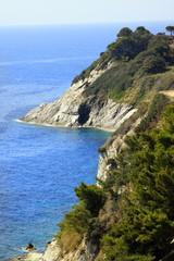 Italia, Toscana, Livorno, isola della Gorgona