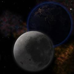 Earth-Night