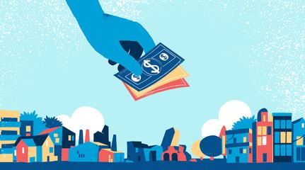 Investimenti in ristrutturazione