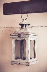 Vintage lantern, lamp