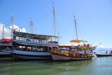 Brésil - Paraty - Port