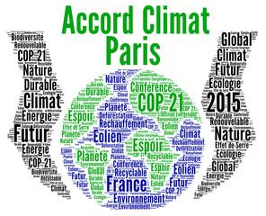 Accord climat Paris
