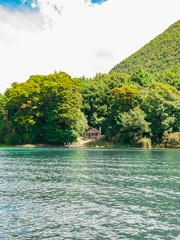 Lake Rotoiti - Lake Head - Hut