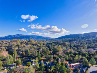 Silicon Valley Mountains
