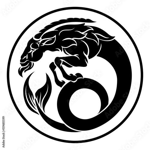 horoscope capricorn logos