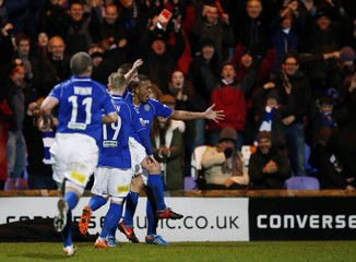 Macclesfield Town v Sheffield Wednesday - FA Cup Third Round