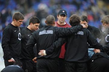Italy v England RBS Six Nations Championship 2012