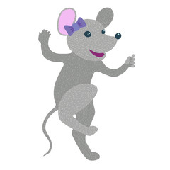 Mouse dancing