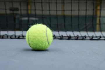 Balle de tennis