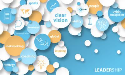 LEADERSHIP Concept Banner
