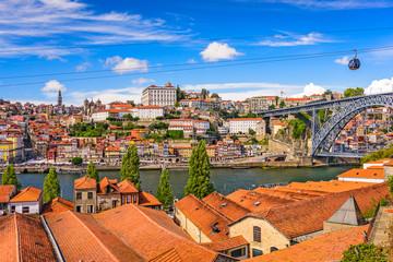 Fotomurales - Porto, Portugal old town