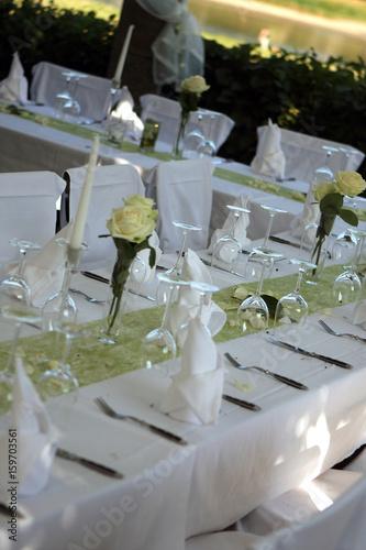Tischdeko Hochzeit Blumen Und Glöser Feste Feiern