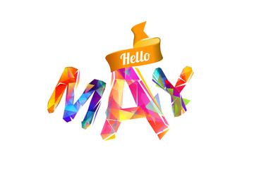 Hello may. Triangular letters