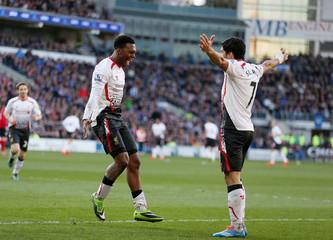 Cardiff City v Liverpool - Barclays Premier League