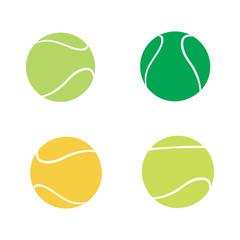 Set of Tennis Balls