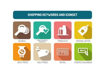 Shopping Concept