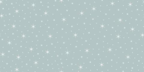 Seamless pattern for kids star