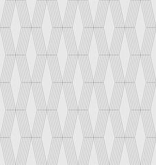 Vertical zigzag, vector graphic texture