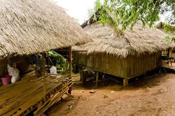 Haus Naturvolk Indianer
