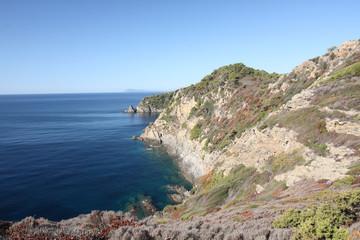 Proqueroles, côte sud