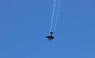 Sky Art at Chino airfield