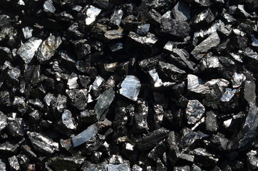 The brilliance of coal is anthracite.