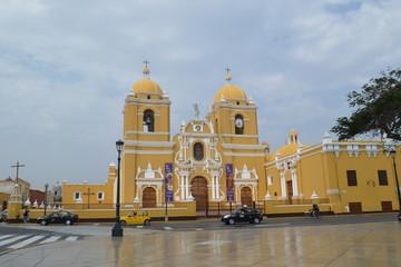 Cathedral Basilica of St. Mary, Trujillo, Peru