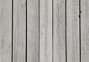 Gray color wooden fence pattern.