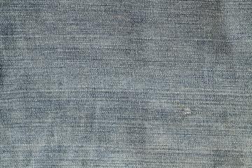 Blue color weathered denim texture.