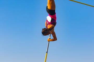 Pole Jump
