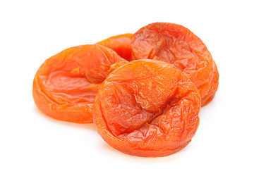 Dried apricot fruit sweet food