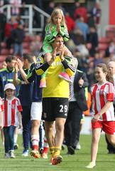 Stoke City v Fulham - Barclays Premier League